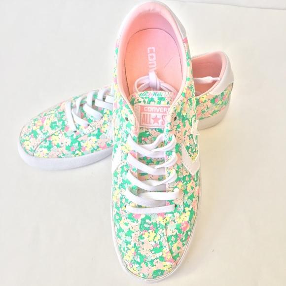 b3fe452e98d3 Converse Breakpoint Floral Sneaker